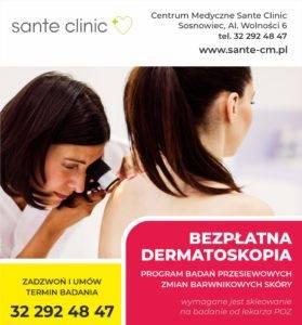 Dermatoskopia - badania przesiewowe